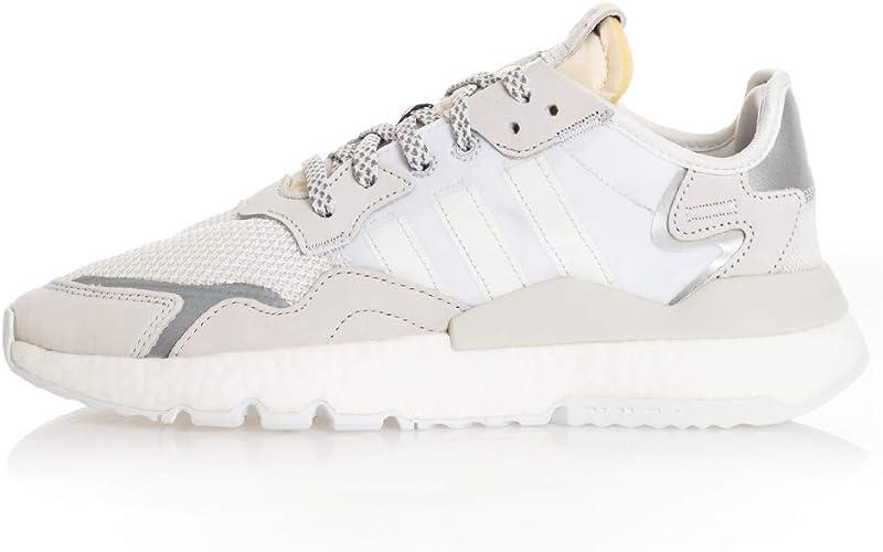 adidas Sneakers Uomo NITE Jogger EE5855 (41 1-3 - Crystal White ...