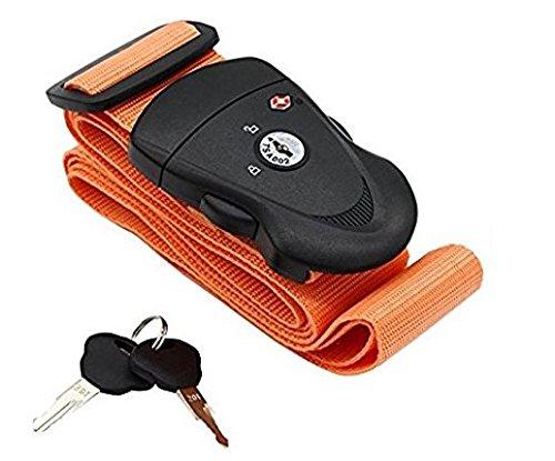 Smartrip TSAロック付スーツケースベルト
