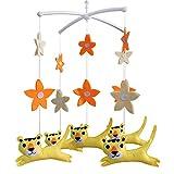 Selbstgemachtes Baby-Krippen-bewegliches Kinderzimmer-bewegliches hängendes Spielzeug für 0-2...