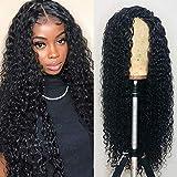 ISEE Hair Human Hair Wigs Mongolian Kinky...