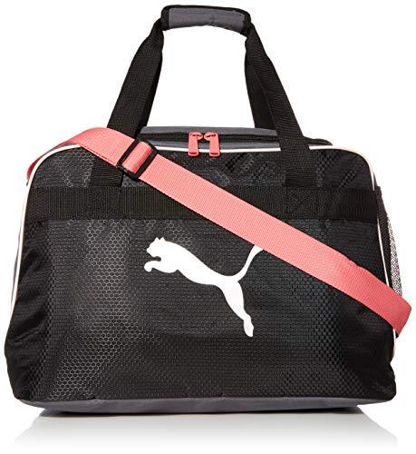 PUMA Duffel Bag, Black/Grey, OS