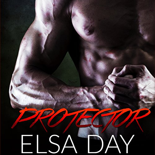 Protector audiobook cover art