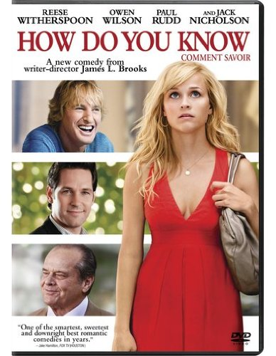 How Do You Know Bilingual [DVD] (2011) Reese Witherspoon; Owen Wilson; Paul Rudd