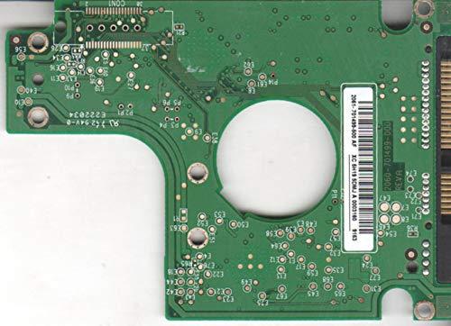 PCB Controller 2060-701499-005 WD1200BEVS-60UST0 Festplatten Elektronik