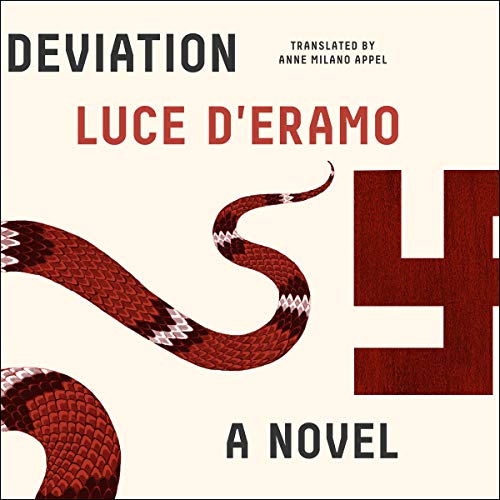 Deviation audiobook cover art