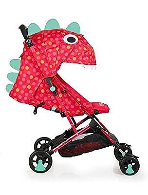 Brandnameinner Woosh - Cochecito de bebé con diseño de dinomita