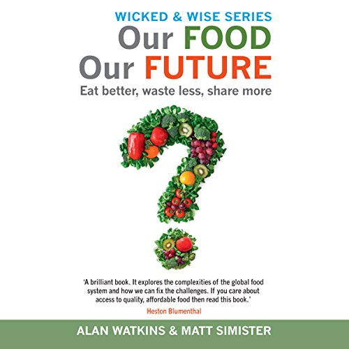 Our Food Our Future cover art