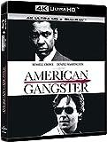 American Gangster (4K UHD + BD) [Blu-ray]