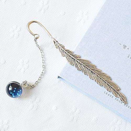 laoonl 12 pendientes de metal con diseño de plumas, con texto en inglés 'Nove'