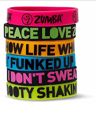 gifts for a zumba instructor include these bracelets.
