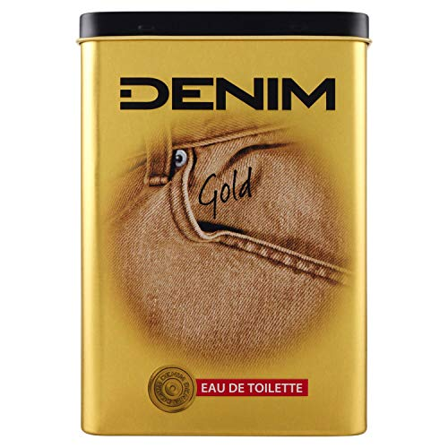 Gold Eau de Toilette 100 ml Spray Uomo 'Ed. Limitata Metal Box'