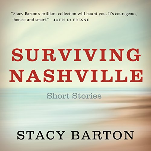 Surviving Nashville audiobook cover art