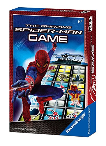 The Amazing Spiderman – Brettspiel (Ravensburger 21049 7)