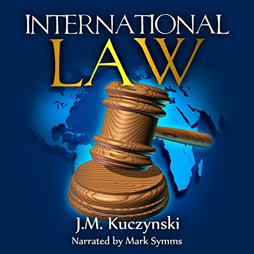 International Law audiobook cover art