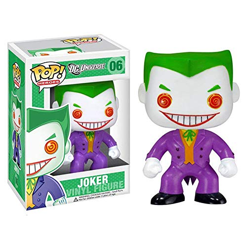 MMZ Funko DC Universe #06 The Joker Limited Edition Pop!Multicolor