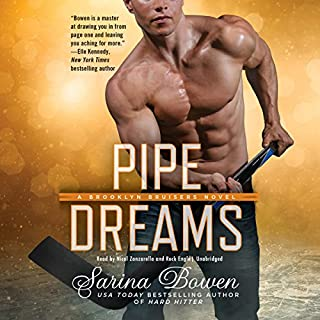 Pipe Dreams audiobook cover art