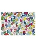 CUADRIMAN - Cuadro Abstracto Puzzle | Decoración De Hogar para Salones Estilo Moderno | 60x40 cm | Decorativo para Paredes