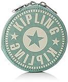 KiplingMarguerite NcMujerCarterasVerde (Frozen Mint) 10.5x10.5x1.5 Centimeters (B x H x T)