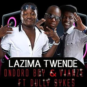 Lazima Twende (feat. Dully Sykes)