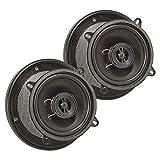 tomzz Audio 4058-000 Lautsprecher Einbau-Set kompatibel mit Lada Niva Tür vorne...