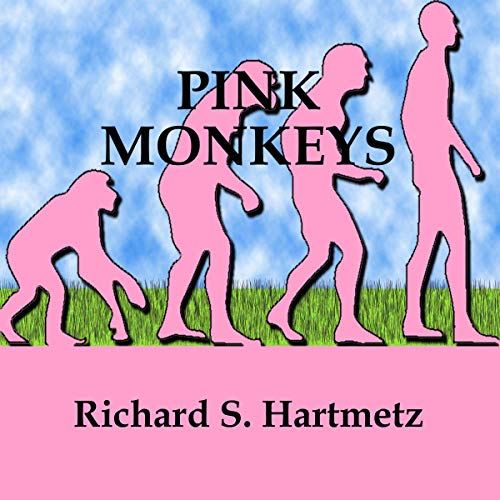 Pink Monkeys audiobook cover art
