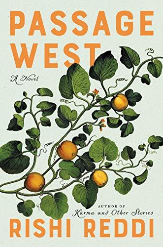 Passage West: A Novel by [Rishi Reddi]