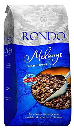 Rondo Melange - Ganze Bohnen - 1000g (Röstfein)