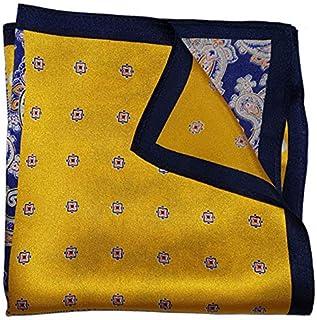 The Tempremental Silk Pocket Square