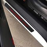 Emblema De Repuesto 4 UNIDS PUERTA DE PUERTA DE PUERTA DE PLACA DE PLACA DE PLACA Pegatinas de coche para VW VOLKSWAGEN GOLF 4 MK4 7 6 5 3 2 V IV MK5 MK2 MK3 MK6 GTI MK7 2020 Etiqueta del emblema