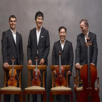 Koerner Quartet: Ravel Quartet in F & Bartok First Quartet