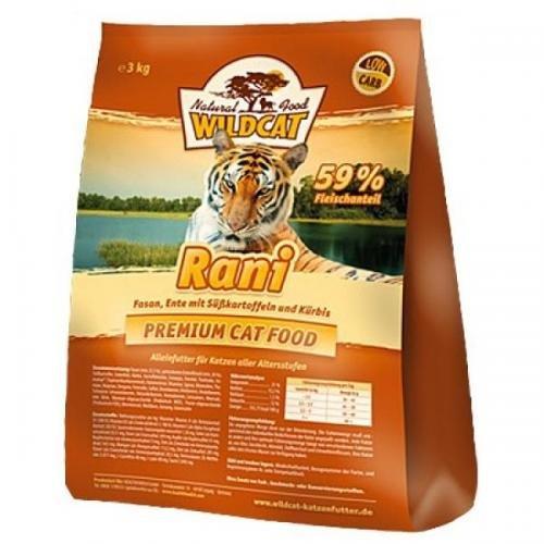 Wildcat Cat Rani 500 g, Trockenfutter, Katzenfutter