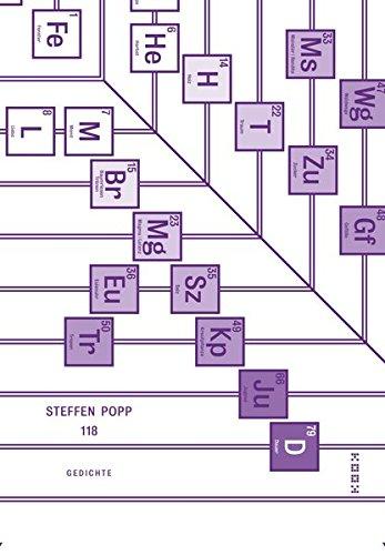 Buchseite und Rezensionen zu '118: Gedichte (Reihe Lyrik)' von Steffen Popp