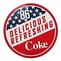 BA52★Coca-Cola★コカ・コーラステッカー☆シール スカッとさわやか コーク Coke デカール コーラ ファンタ スプライト Zero 飲料
