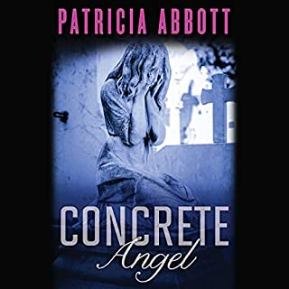Concrete Angel audiobook cover art