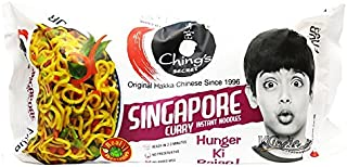 Ching's Singapore Curry Instant Noodles ( 300 Gms X 4 Pack)