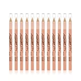 Ownest 12 Packs Wonder Concealer Pencil,Highlighter Concealer Stick Set, Makeup Contour Concealer,Waterproof Long Lasting Full Coverage Foundation Concealer for Eye Dark Circles Spot, Scar,Tattoos-B04