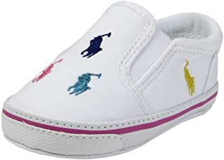 Ralph Lauren Layette Bal Harbour Repeat Slip On (Infant/Toddler)