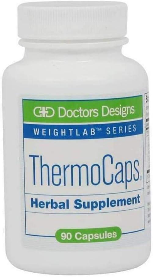 Doctors Ranking TOP9 Designs ThermoCaps Increase Metabolism Burn Guara Ranking TOP14 Fat