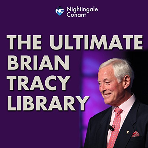 The Ultimate Brian Tracy Library cover art