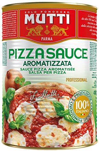 Mutti Sauce à pizza Aromatizzata - (4.1 Kg)
