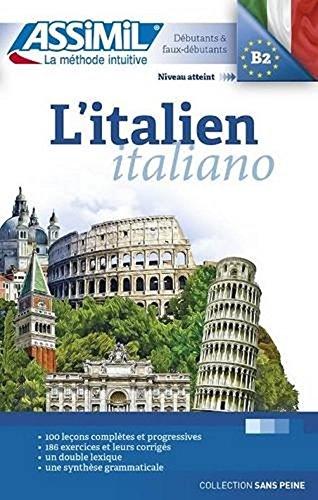 L'Italien ; Livre