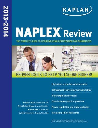 NAPLEX Review 2013-2014 (Kaplan Medical Naplex)