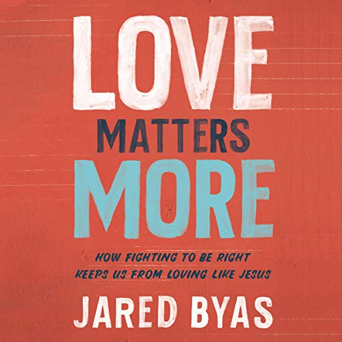 Love Matters More cover art