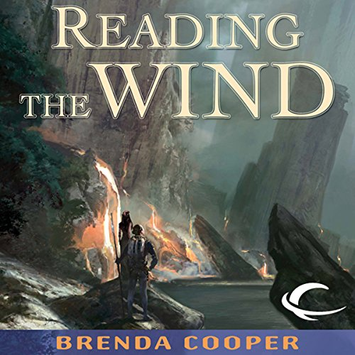 Reading the Wind audiobook cover art