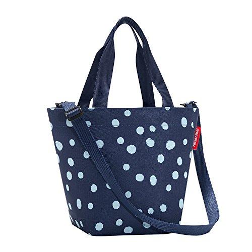 reisenthel shopper XS spots navy Schultertasche Umhängetasche Tagestasche - 4 l