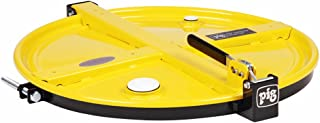 New Pig Latching Drum Lid with Fusible Plugs, For 55 Gallon Steel Drums, FM-Approved, Bolt-Ring, 26