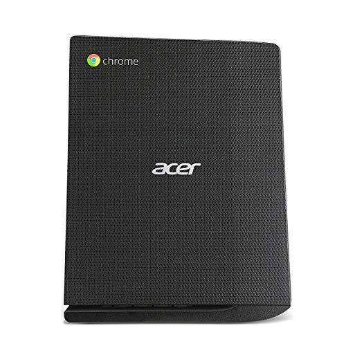 Acer Chromebox CX12-4GKM Intel Celeron 3205U X2 1.5GHz 4GB 16GB SSD,Black(Renewed)
