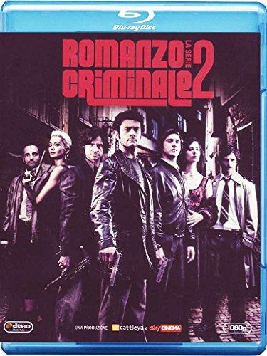 Romanzo criminaleStagione02 [Blu-ray] [IT Import]