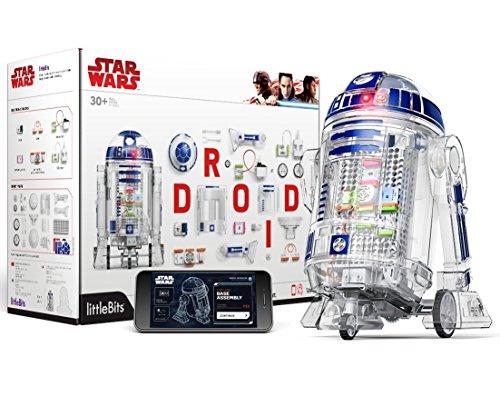 Droïde R2D2 Star Wars à construire et programmer