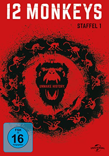 12 Monkeys - Staffel 1 (4 DVDs)